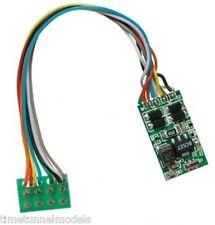 Hornby R8249 DCC Loco Train Decoder 4 Function 8 Pin. Digital Chip.