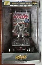 MARVEL COMICS PEWTER THOR THE AVENGERS LIMITED EDITION FIGURE
