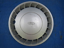"""89 90 91 92 93 94 FORD ESCORT MUSTANG PROBE HUBCAP 14"""" F2CC-1130-AA SF3"""