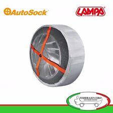 105801010 - Coppia Calze da Neve Autosock Standard - Taglia 58 Gomme 195/50R15