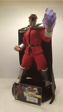 Pop Culture Shock 1:4 Street Fighter M. Bison Regular Statue Sideshow