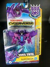 Transformers Cyberverse Slipstream Sonic Swirl (Warrior Class)