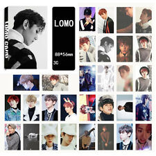 30pics set EXO FOR LIFE LOMOCARDS KPOP CARD BAEKHYUN BAEK HYUN TYPE4
