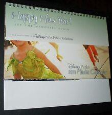 Disney Parks Public Relations 2011 Media Calendar
