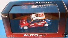 CITROEN XSARA WRC #1 WINNER RALLY MONTE CARLO 2005 LOEB ELENA 1/43 AUTOART 60537