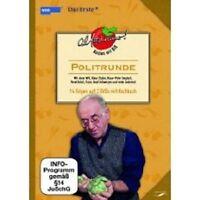 ALFREDISSIMO - POLITRUNDE 2 DVD BIOLEK NEU