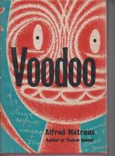 VOODOO IN HAITI by ALFRED METRAUX hc/dj 1ST ED 1959