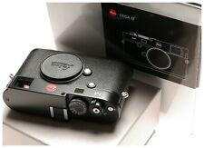 NEW Leica M (Typ 240) Digital Rangefinder Camera Black 10770 Boxed