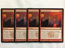 MTG 4x Mizzium Mortars Return to Ravnica Modern Magic Gathering Card x4 MP