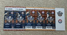 2010 World Series Tickets - ALL 5 GAMES