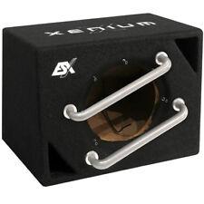 ESX XE8 - Bassreflex Leergehäuse für 20cm Lautsprecher Subwoofer Bass Woofer