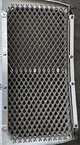 Bentley Arnage Azure Radiator Grill Insert