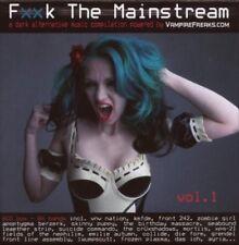 FUCK THE MAINSTREAM 4CD BOX Wumpscut VNV NATION Grendel