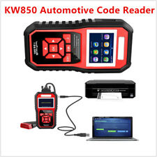 KW850 Automotive Code Reader ODB OBD2 Auto Car Diagnostic Tool Scanner Magical
