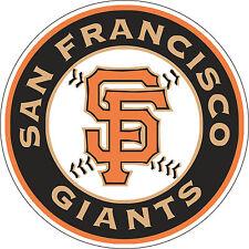 San Francisco Giants World Series Champions Vinyl Decal Sticker SF