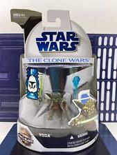 Star Wars Clone Wars (TCW) Jedi Master Yoda (1st Day of Issue) - #3 - 2008