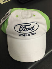 New Ford Green and white Youth Hat
