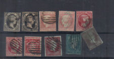Spain 1851-55 Used Collection