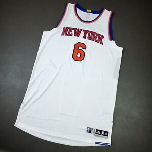 """100% Authentic Kristaps Porzingis 2015 Knicks Game Issued Jersey Size 3XL+4"""""""