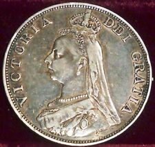 1887 Great Britain Crown KM# 765