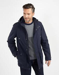 Brand New Without Tags Crew Clothing Spring Parka Coat/Jacket Size: S RRP £145