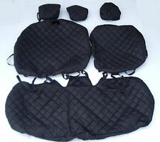 Back Seat Covers for Volswagen VW Passat 5 ( 2001 - 2005 ) Sedan
