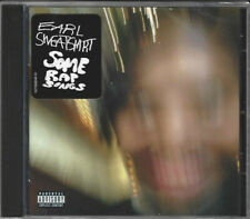 Earl Sweatshirt - Some Rap Songs CD - SEALED Hip Hop Album Odd Future OFWGKTA