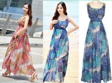 Animal Print Floral Regular Size Dresses for Women