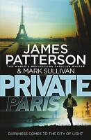 Private Paris by Patterson, James, Acceptable Book (Paperback) FREE & Fast Deliv