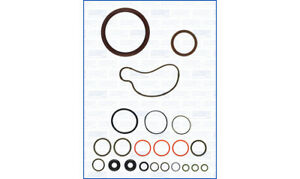 Genuine AJUSA OEM Replacement Crankcase Gasket Seal Set [54185400]