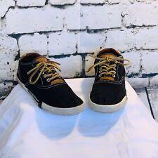 Men's IMPULSE Deck Sneakers Black Size 10
