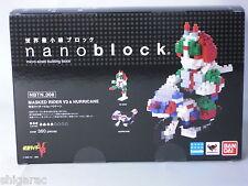 Nanoblock Masked Rider V3 & Hurricane Kawada over 360 pieces newreleased kamen