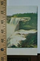 C 1910 Horseshoe Falls - Niagara New York Postcard