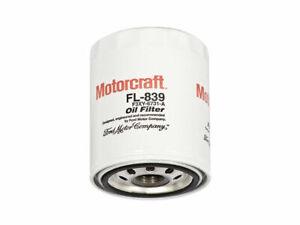 Motorcraft Oil Filter fits Nissan 200SX 1984-1988, 1995-1998 54HMMB