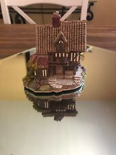 Lilliput Lane Micklegate Antiques English Coll. North 1991 Signed W/Box And Deed