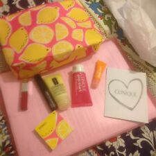 Clinique Bonus Gift Set/6-Items+Cos Bag/HOLIDAYS/BIRTHDAY/Festival/Party/Ideal