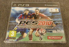 Sony Playstation 3 PS3 Game PES 2010 Pro Evolution Soccer Promo Version