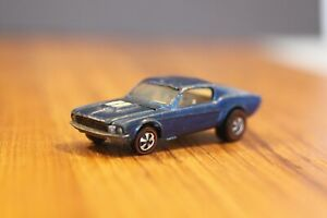 Vintage Hot Wheels Redline Mustang