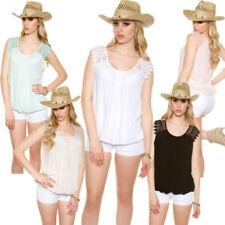 Western Damenblusen, - tops & -shirts für die Freizeit