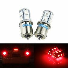 2x 5050 SMD LED R5W R10W 1156 BA15S 382 Car Tail Brake Stop Light Lamp Bulb 12V