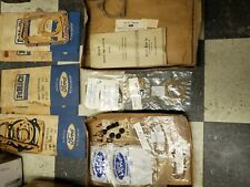 Vintage 1935 1936 ford gaskets trans lights universal and misc parts car truck