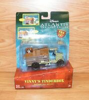 Disney's Atlantis The Lost Empire Vinny's Tinderbox - Explodes into Action! READ
