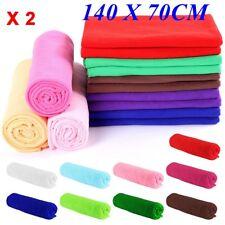 Large Microfibre Towel Travel Micro Fibre Bath Camping Sports Gym Yoga Quick Dry