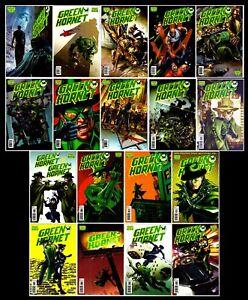 Green Hornet>Dynamite>Run #15-16-17-18-19-20-21-22-23-24-25-26-27-28-29-30-31-32
