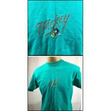 Mickey Mouse Mens Vintage T Shirt 90s Disney Mickey & Co Made In USA Size XL