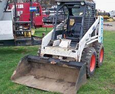 Bobcat 742B & 743B Skid Steer Workshop Manual