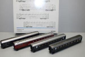 Märklin 43209 Schnellzugwagen-Set Loreley 4-teilig Spur H0 OVP
