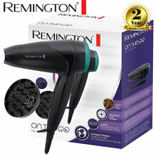 Asciugacapelli nero Remington