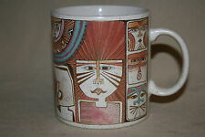 LAUREL BURCH 1990 PRIMORDIAL DREAM COFFEE MUG  41186