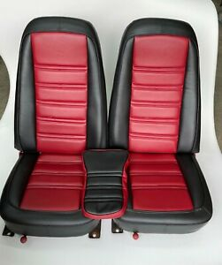 1976-1978 CORVETTE C3 SEATS REPLACEMENT UPHOLSTERY